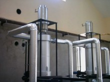Metal recuperators and stainless exchangers